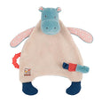 Personalised Les Papoum Hippo Doudou - LOVINGLY SIGNED INDONESIA
