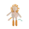 Sous Mon Baobab Paprika Lion Rattle - LOVINGLY SIGNED INDONESIA