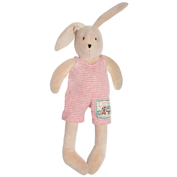 Personalised Little Rabbit Sylvain - LOVINGLY SIGNED INDONESIA