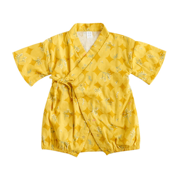 Baby Kimono - Autumn (秋) - LOVINGLY SIGNED INDONESIA