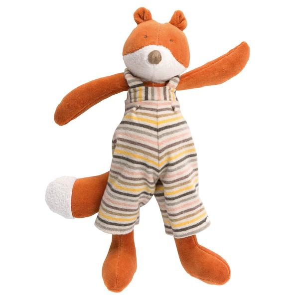 Personalised Gaspard the Fox - LOVINGLY SIGNED INDONESIA