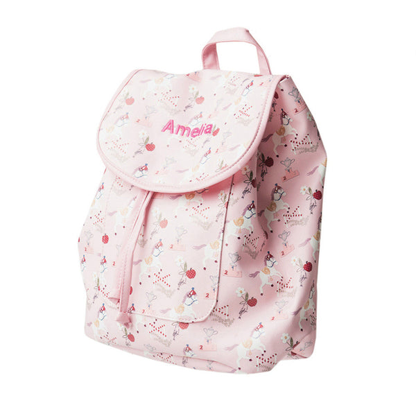 Personalised Pony Backpack - LOVINGLY SIGNED INDONESIA