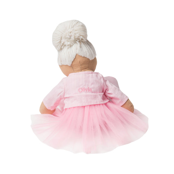 Personalised Ballerina Ragdoll - LOVINGLY SIGNED INDONESIA
