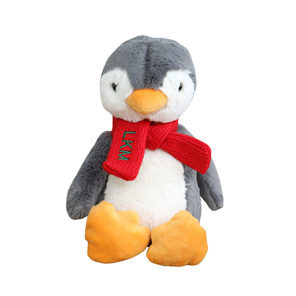 Bashful Pax Penguin - LOVINGLY SIGNED INDONESIA