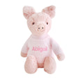 Personalised Bashful Piglet
