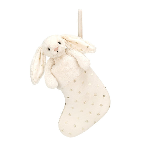 Bashful Twinkle Bunny Stocking - LOVINGLY SIGNED INDONESIA