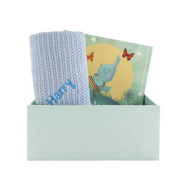 Bedtime Stories Gift Set - Blue