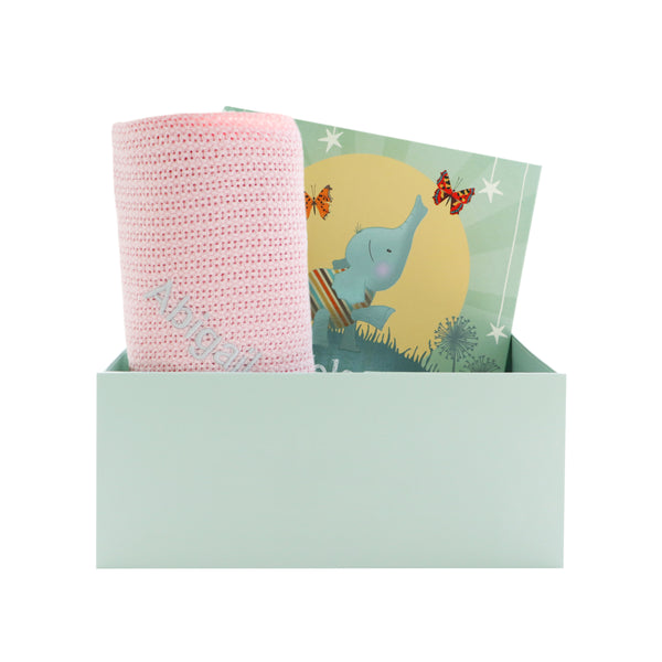Bedtime Stories Gift Set - Pink