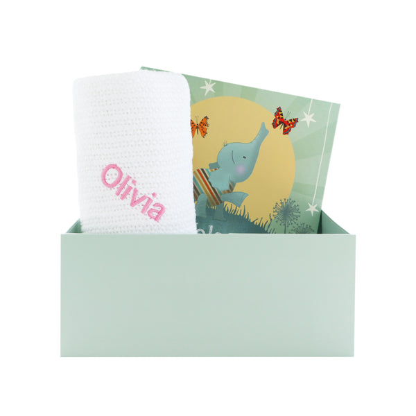 Bedtime Stories Gift Set - White