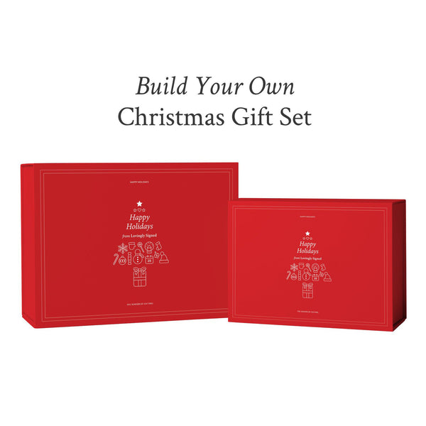 Build Your Own Christmas Gift Set
