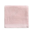 Organic Cotton Blanket Duo Set - Pink/Grey - LOVINGLY SIGNED INDONESIA
