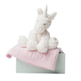 Fuddlewuddle Unicorn and Blanket Gift Set - Pink - LOVINGLY SIGNED INDONESIA