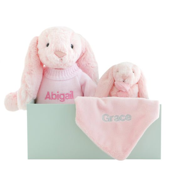Jellycat Companion Set - Pink - LOVINGLY SIGNED INDONESIA