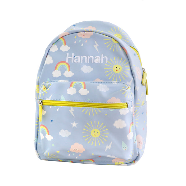 Personalised Sunshine Backpack - LOVINGLY SIGNED INDONESIA