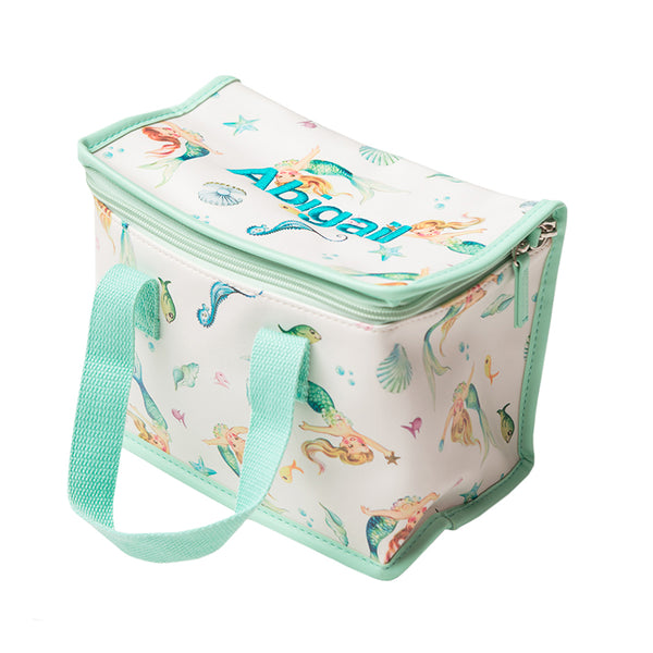 Personalised Mermaid Lunch Bag - LOVINGLY SIGNED INDONESIA