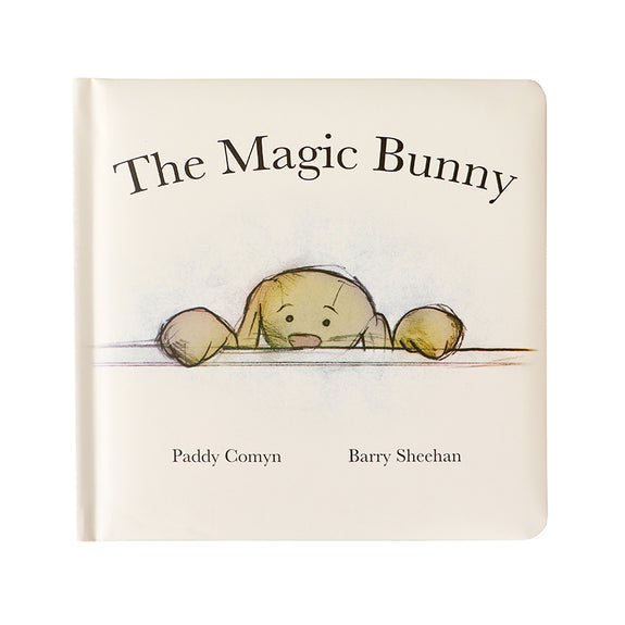 The Magic Bunny Board Book - LOVINGLY SIGNED INDONESIA