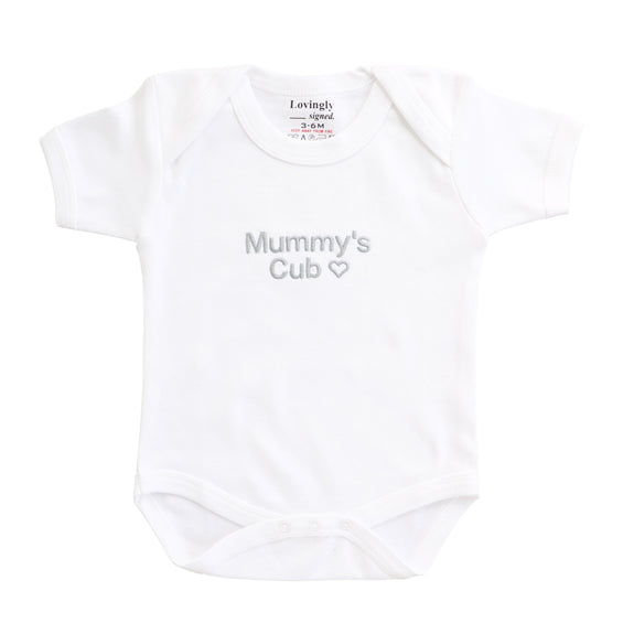 Mummy's Cub Babygrow - LOVINGLY SIGNED INDONESIA