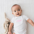 Personalised Baby Grow - Unisex (Set of 3) - LOVINGLY SIGNED INDONESIA