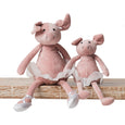 Dancing Darcey Piglet - LOVINGLY SIGNED INDONESIA