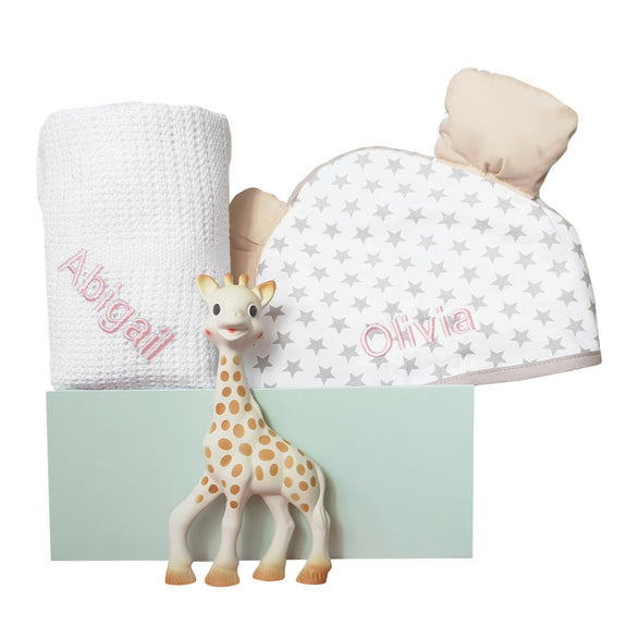Personalised Sophie Essentials Gift Set