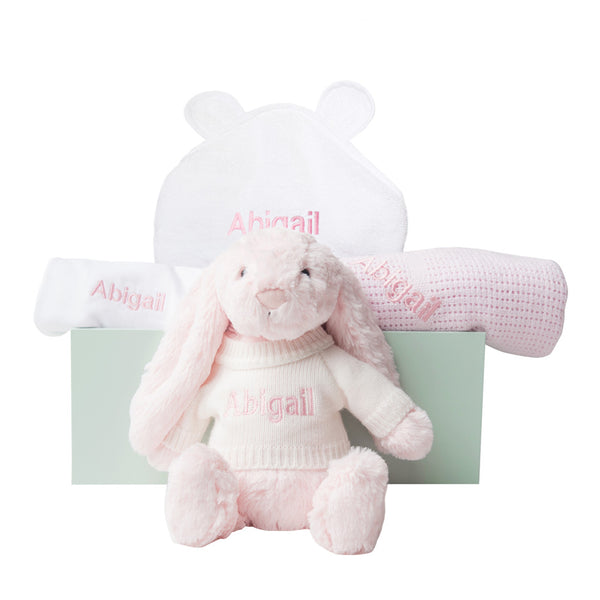 Joyful Baby Gift Set - Pink