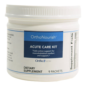 OrthoNourish ACUTE CARE KIT