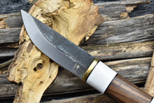 Vintage Handmade High Carbon Steel Scandinavian Knife - TBP 201 - The Blade Point
