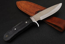 Outdoor Hunting Knife TBP 717 Mircarta Handle - The Blade Point
