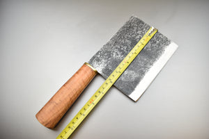 Hand Forged 1095 High Carbon Steel Chef Cleaver