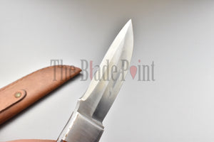 Stainless Steel Hunting Knife - TBP-690 - The Blade Point
