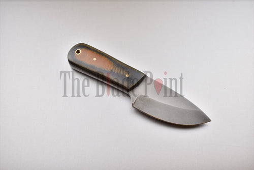 EDC Knife Handmade Fixed Blade High Carbon Steel Bushcraft Hunting Knife