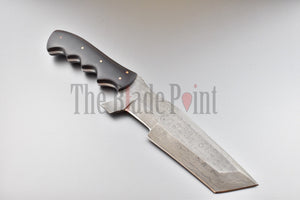 Damascus Tracker - TBP-73 - The Blade Point