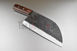 1095 Handmade Serbian Cleaver - TBP-SC - The Blade Point