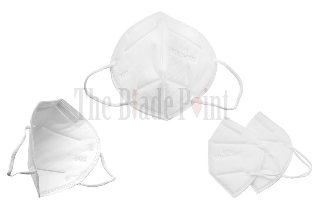 KN95 Mask Protective Face Mask - Pack of 2 - The Blade Point