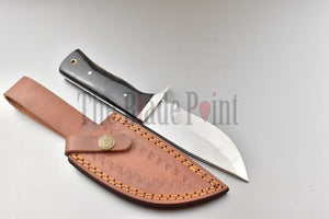 1095 High Carbon Steel Hunting Knife -  TBP-717 - The Blade Point