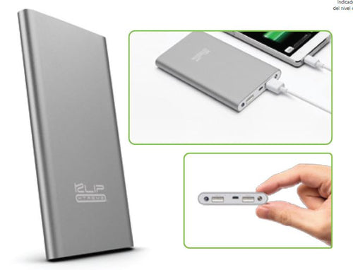 Power Bank 10,000mAh Klip Extreme 195SV