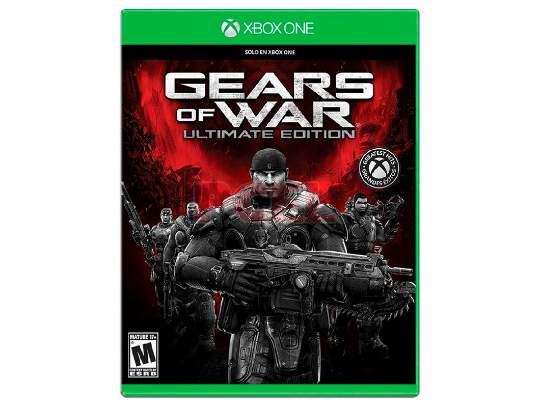 Gear of War xbox one español