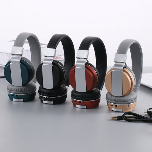 Audifonos bluetooth Metal Sport-Beat