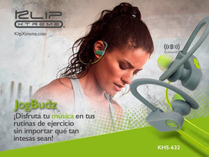 Audifonos bluetooth JogBudz
