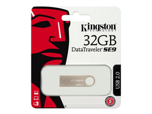 Memoria USB 32Gb Kingston SE9