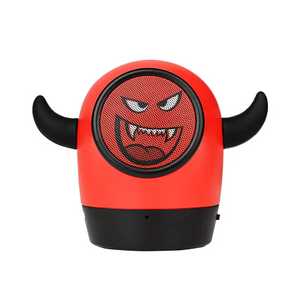 Bocina bluetooth roja