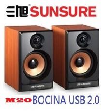 Bocina PC Sunsure M20