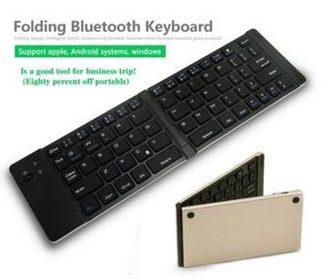 Teclado bluetooth para celular o tablet, iPad