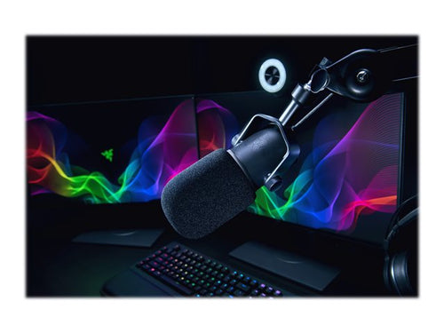 Micrófono para Streaming, Razer Seiren Elite