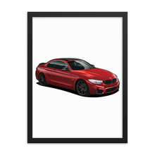 Get A Custom Painting of Your Car!