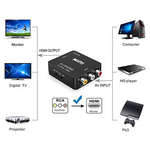 HDMI Video Audio Converter Adapter