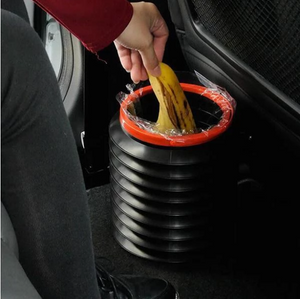 Car Trash Can Waterproof Folding Trash Can