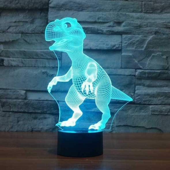 Dinosaur 3D Illusion Lamp