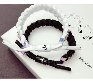 Hand-woven twelve constellation bracelet