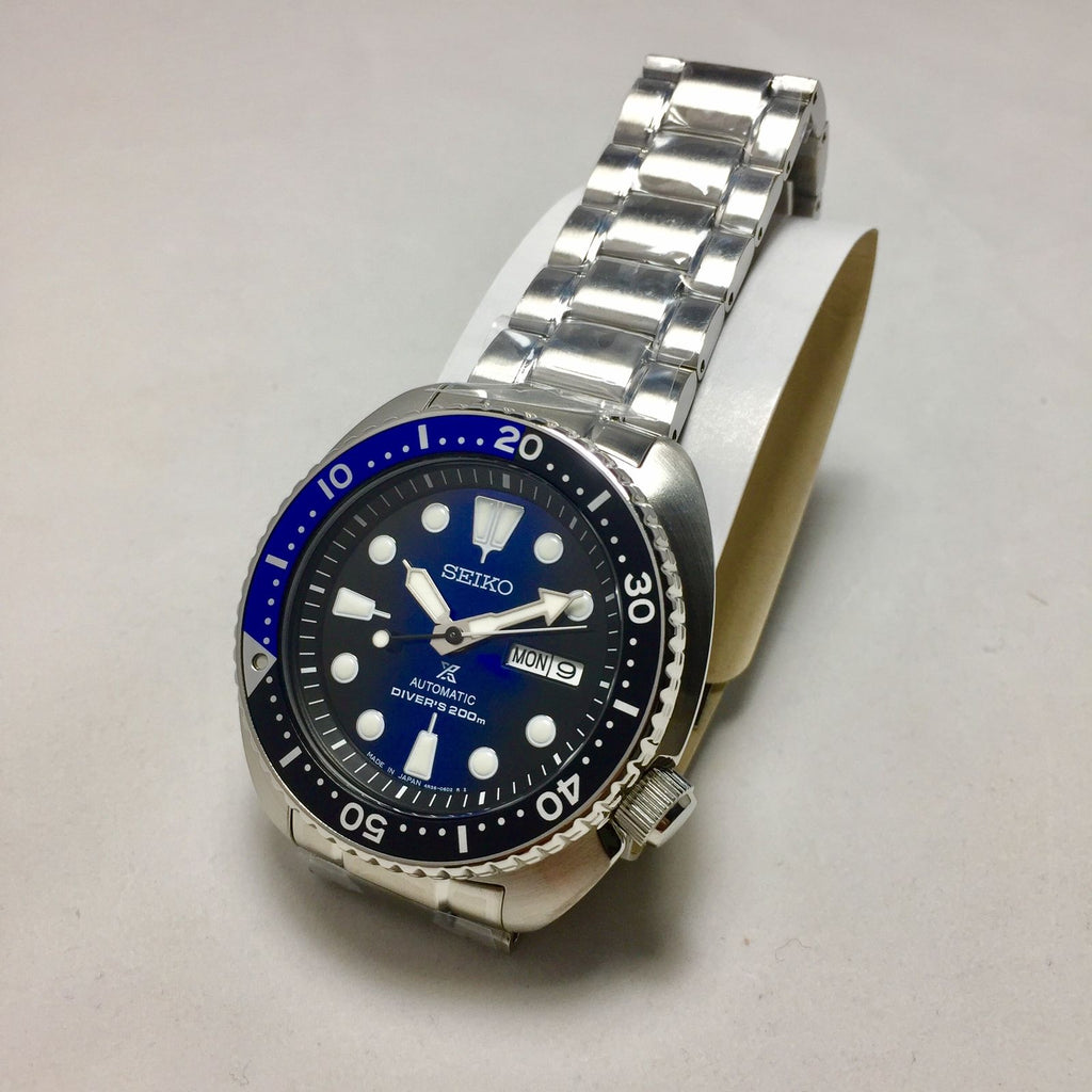 33c49cc9a5e Seiko Prospex Automatic Diver s Turtle Made in Japan SRPC25J1 SRPC25J  SRPC25 Men s Watchomatic 200m Diver Japan Made Box